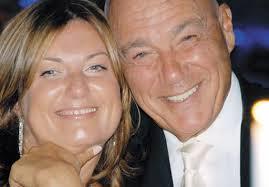 Владимир Познер и его жена