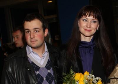 Муж Нонны Гришаевой – Александр Нестеров