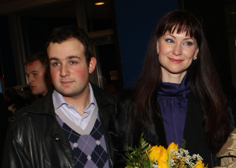 Гришаева муж и дети фото
