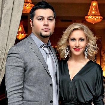 Юлия и ее муж Алексей