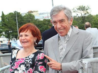 Юрий и его любимая жена