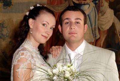 Свадьба актрисы Нонны Гришаевой