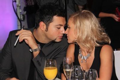 Юлия Ковальчук с мужем