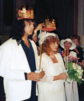 Венчание Филиппа и Аллы