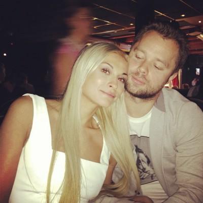 Виталий с Анной