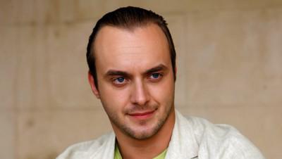 Актер Максим Щеголев