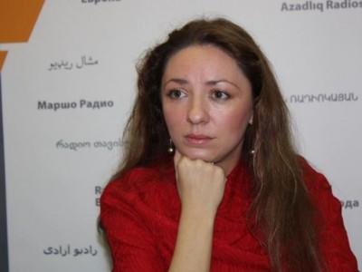 Олеся Яхно - жена Станислава Белковского
