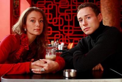 Дмитрий с женой Оксаной