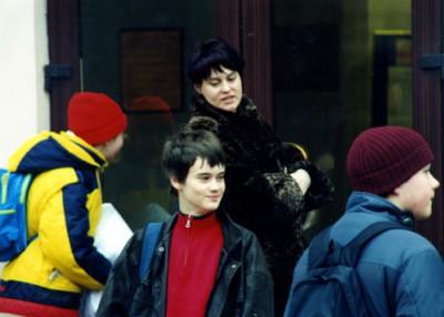 Гуненкова Ирина - вторая жена Домогарова