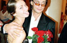 Жена Александра Домогарова