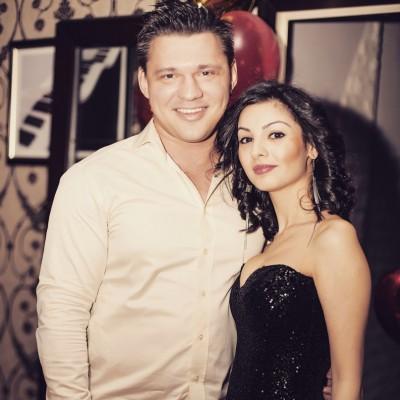 Саша и его любимая жена Розалия