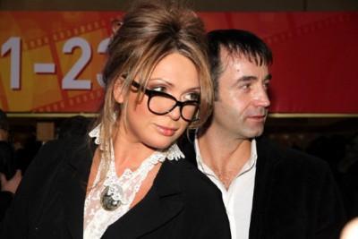 Дмитрий Певцов с женой