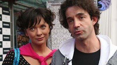 Певцов и его жена