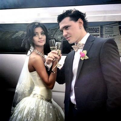 Свадьба Алексея и Розалии