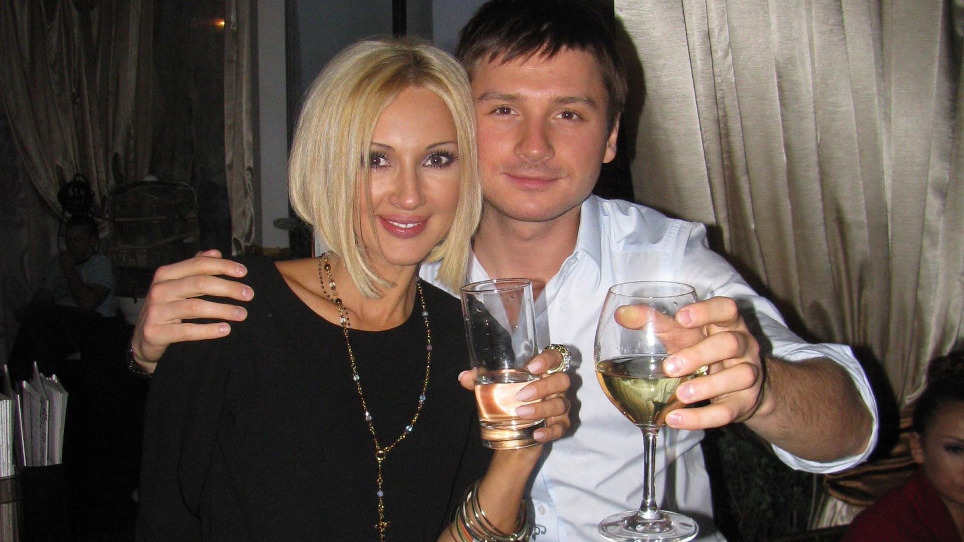 Сергей и Лера Кудрявцева