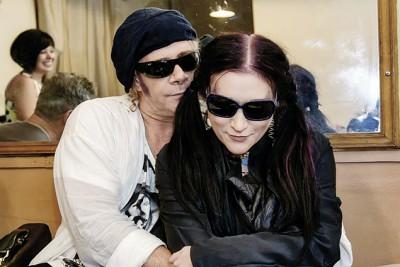 Линда и ее муж Стефанос Корколис