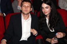 Корчевников и Сесиль Свердлова