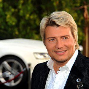 Жена Николая Баскова