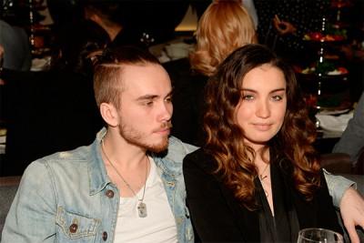 Виктория Дайнеко и ее муж