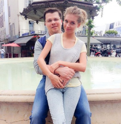 Гарик и Кристина Асмус счастливы вместе