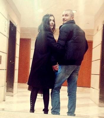 Сати Казанова и ее бывший возлюбленный