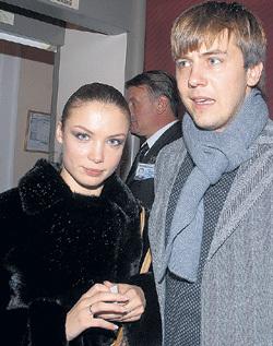 Иван и Татьяна Арнтгольц
