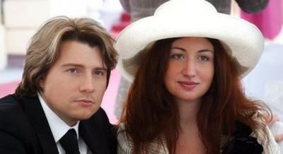 Николай Басков с бывшей женой