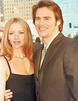 С бывшей женой актрисой Лорен Холли