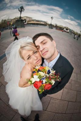 Анна Хилькевич с бывшим мужем Антоном