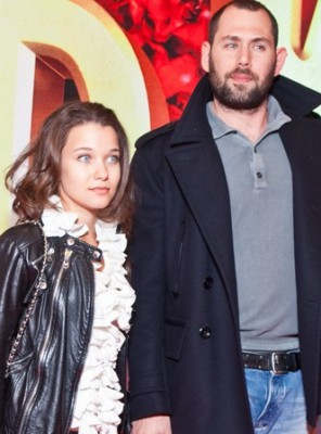 фото семен слепаков с женой