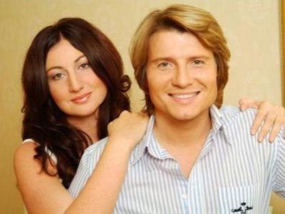 Николай Басков и Светлана Шпигель.