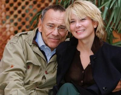 Юлия Высоцкая и Андрей Кончаловский: разница - 36 лет