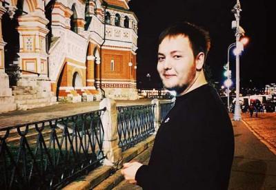 Сын актрисы - Никита Челядинов