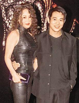 Джет Ли и Нина