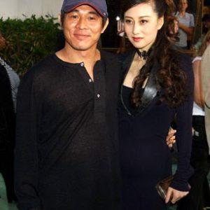 Жена Джет Ли