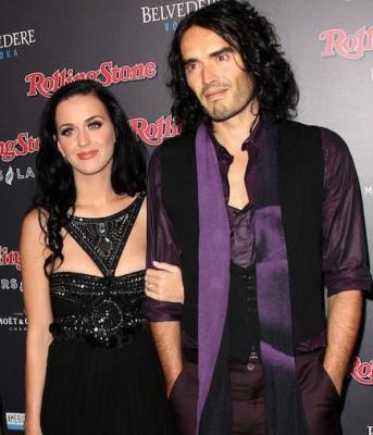 Певица с мужем