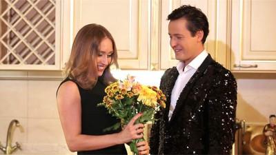 Витас и его жена Светлана
