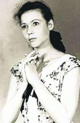 Изольда - первая жена Высоцкого