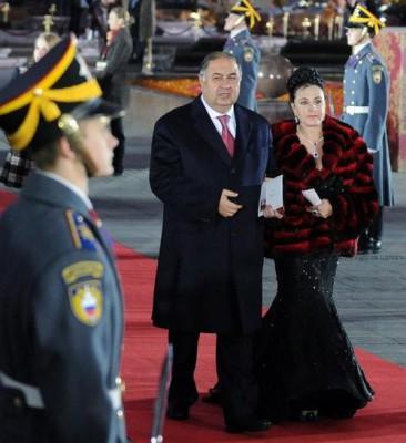 Ирина и Алишер