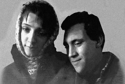 Людмила и Владимир Высоцкий