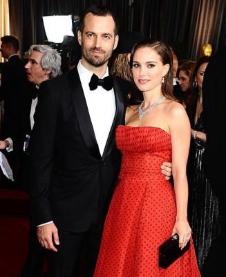Натали с мужем