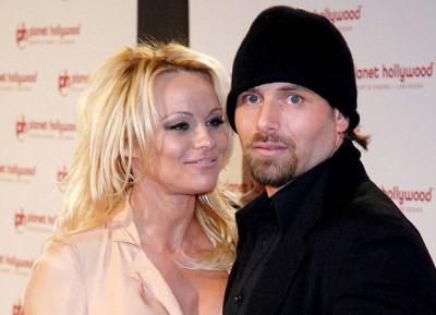 Памела и ее муж Рик