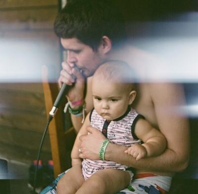 Noize MC с сыном