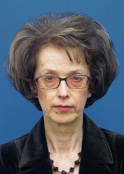 Велта Яновна - жена Задорнова