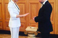 Виталий Гогунский женился. Фото со свадьбы