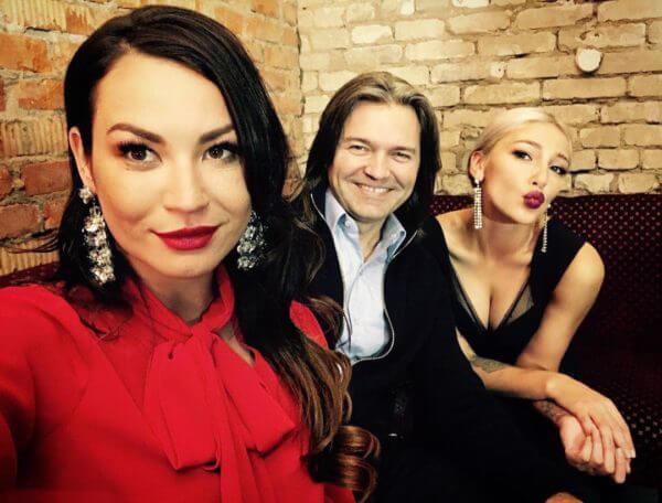 Ида пригласила сниматься в клипе Дмитрия Маликова