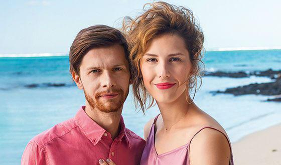 Ирина Горбачева и ее муж
