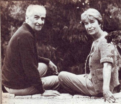 Луи и его жена