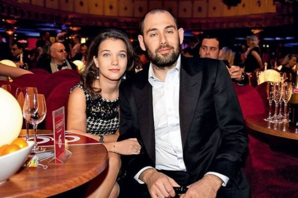 Семен и Карина Слепаковы
