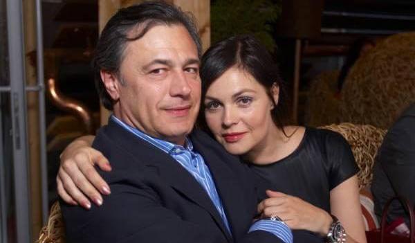 Екатерина Андреева и Душан Перович